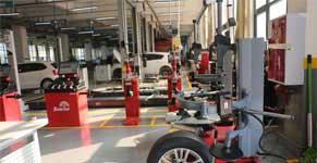 川大科技园职业技能学院风向标汽修制企业定班