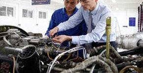 飞机机电设备维修专业