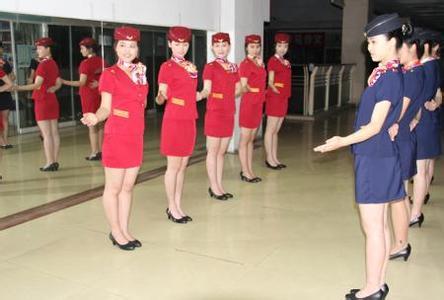 成都天府航空学院航空服务专业招生
