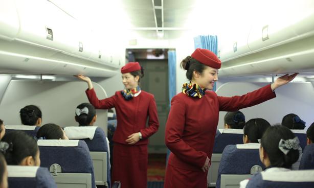 航空服务专业就业前景好不好