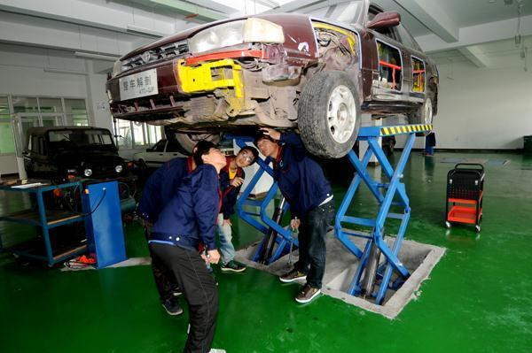 川大科技园职业技能学院汽车维修专业