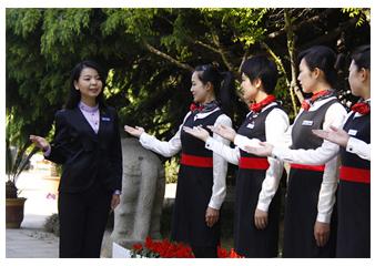 成都酒店管理专业职业学校